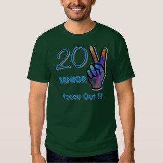 Senior 2011 Tie Dye Tee Shirts