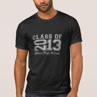 Senior Class of 2013 - gray Tee Shirt