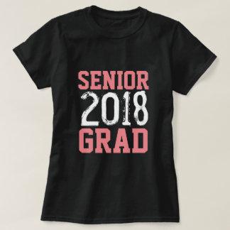 Senior Grad 2018 Jersey T-Shirt