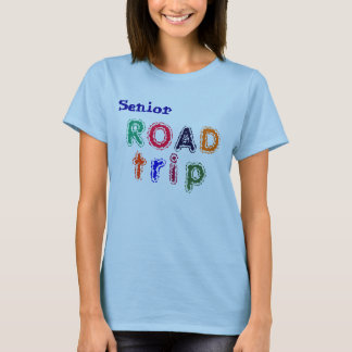Senior Road Trip T-Shirt