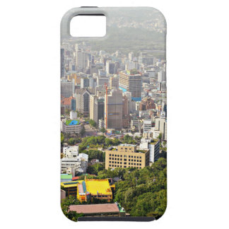 Seoul From Above iPhone 5 Cover