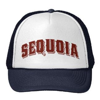 Sequoia National Park Cap