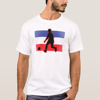 Serbia and Montenegro Striker T-Shirt