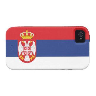 SERBIA Case-Mate iPhone 4 COVERS