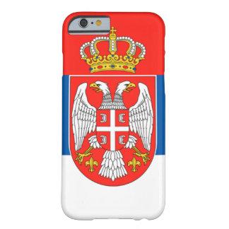 Serbia iPhone 6 Case