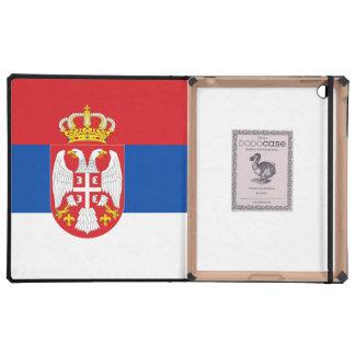 Serbia iPad Folio Cases