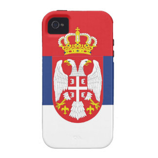 SERBIA iPhone 4/4S COVERS