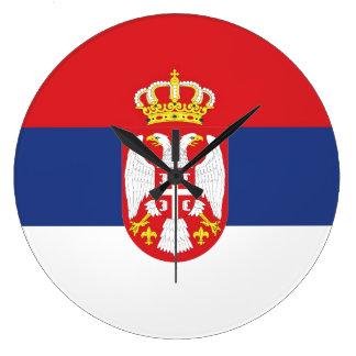 SERBIA ROUND WALLCLOCKS