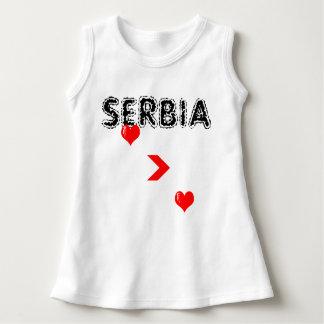 Serbia Dress