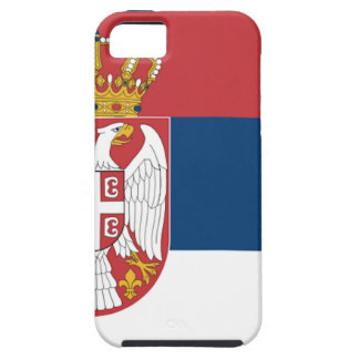 Serbia Flag iPhone 5 Cover