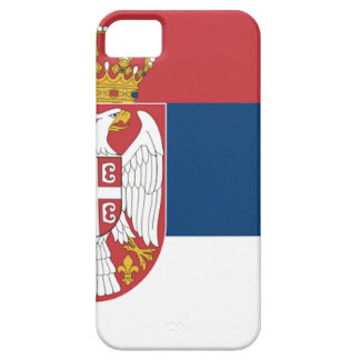 Serbia Flag iPhone 5 Covers