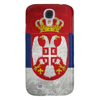 Serbia Flag Galaxy S4 Case