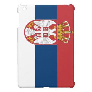 Serbia Flag Case For The iPad Mini