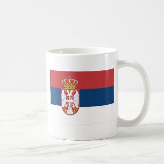 Serbia Flag Mugs