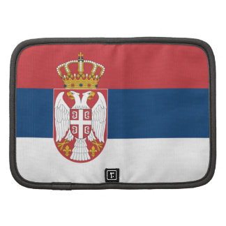 Serbia Flag Planner