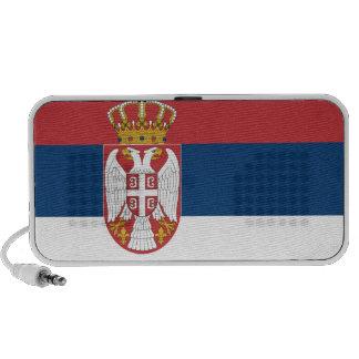 Serbia Flag Travel Speaker