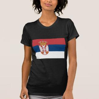 Serbia Flag Tshirts