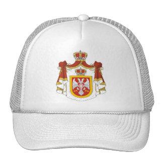 Serbia Trucker Hats