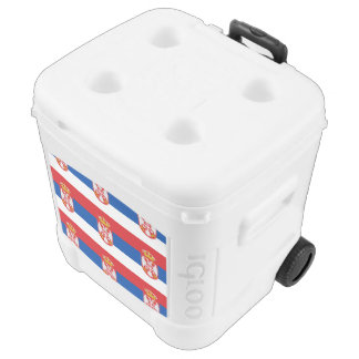 Serbia Rolling Cooler