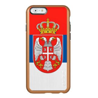 Serbia Incipio Feather® Shine iPhone 6 Case