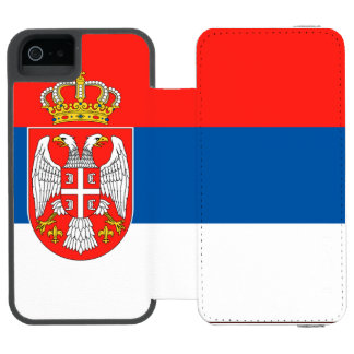 Serbia Incipio Watson™ iPhone 5 Wallet Case