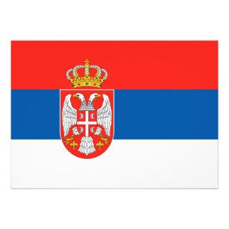 Serbia Personalized Invitations