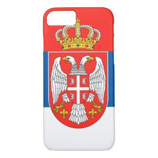 Serbia iPhone 7 Case