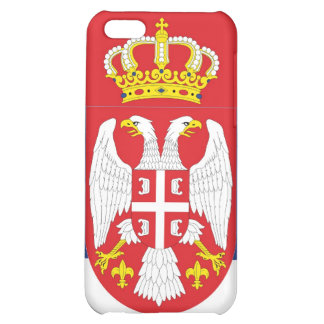 SERBIA iPhone 5C COVER