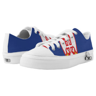 Serbia Low Tops