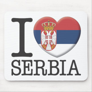 Serbia Mouse Pad