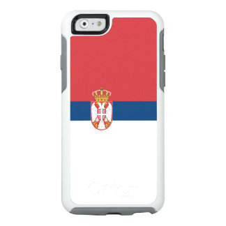 Serbia OtterBox iPhone Case