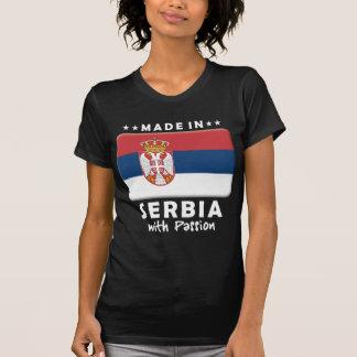 Serbia Passion W T-shirts