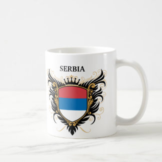 Serbia [personalize] coffee mug