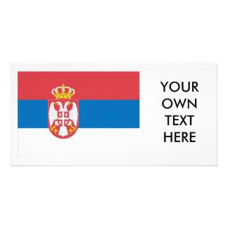 Serbia Photo Greeting Card