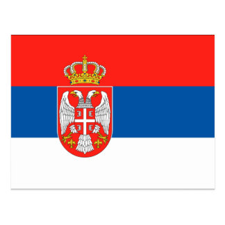 Serbia Postcards