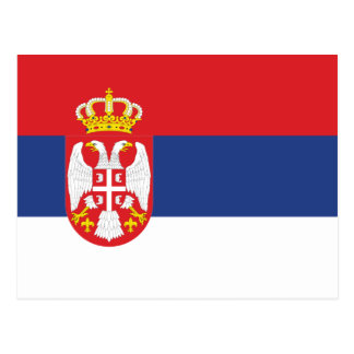 serbia post cards