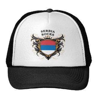 Serbia Rocks Cap