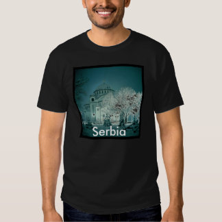 Serbia Shirt