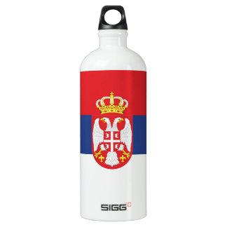 SERBIA SIGG TRAVELLER 1.0L WATER BOTTLE
