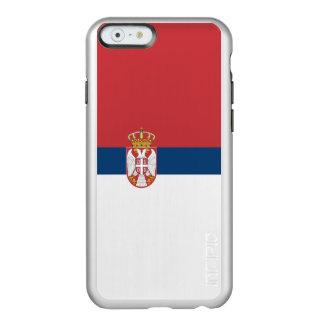 Serbia Silver iPhone Case Incipio Feather® Shine iPhone 6 Case
