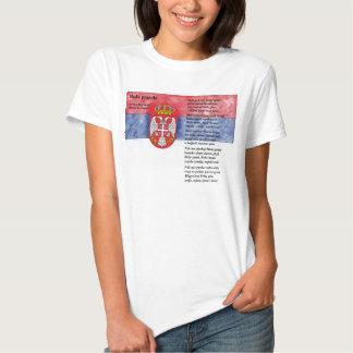 Serbia T Shirt