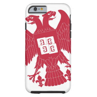 Serbian Eagle Tough iPhone 6 Case
