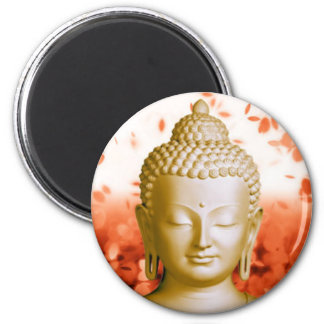 Serene Buddha magnet