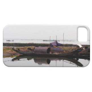 'Serene fishing village' iPhone 5 Cases