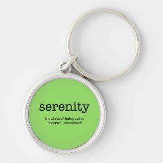 Serenity Keychain