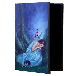 Serenity Sleeping Fairy & Kitten iPad Air Case