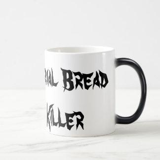 Serial Bread Killer Morphing Mug