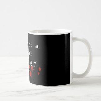 Serial Killer Basic White Mug
