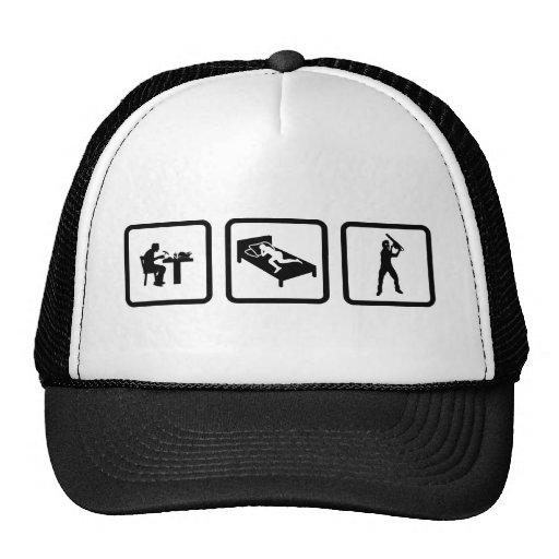 Serial Killer Mesh Hat