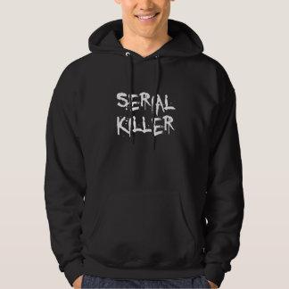Serial Killer Hooded Pullover